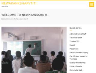 newakankshapvtiti.org screenshot