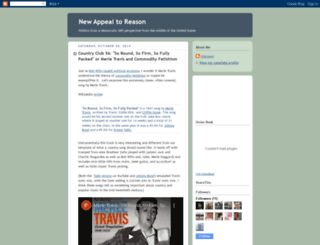 newappeal.blogspot.com screenshot