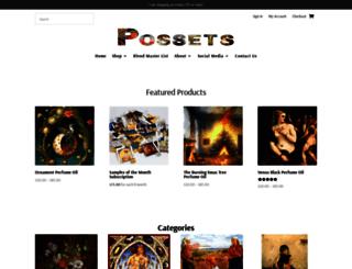 newbbforum.possets.com screenshot