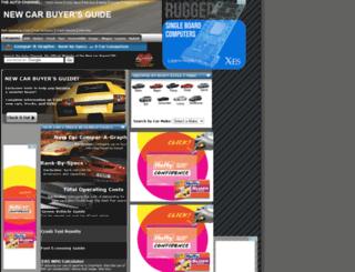 newcarbuyersguide.com screenshot