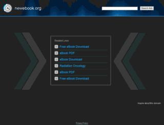 newebook.org screenshot