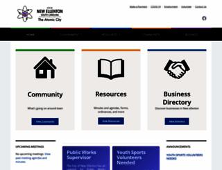 newellentonsc.com screenshot