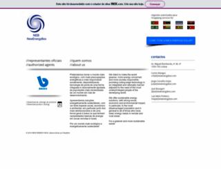 newenergybox.com screenshot