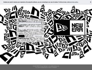 neweracap.widencollective.com screenshot
