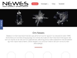 newes.dk screenshot