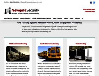 newgatesecurity.com screenshot