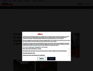 newhamrecorder.co.uk screenshot