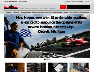 newhaven-usa.com screenshot
