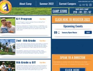 newhorizonsdaycamp.com screenshot
