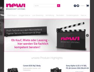 newi.de screenshot