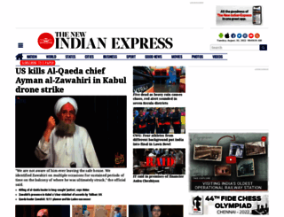 newindianexpress.com screenshot