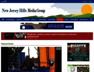 newjerseyhills.com screenshot