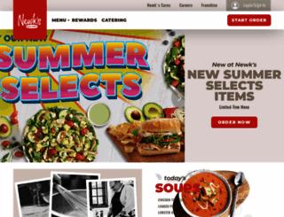 newks.com screenshot
