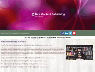 newkube.com screenshot