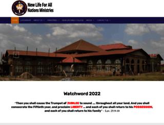 newlifefan.org screenshot