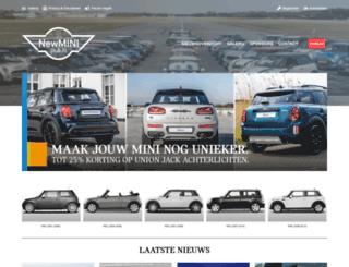 newminiclub.nl screenshot