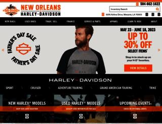neworleansh-d.com screenshot