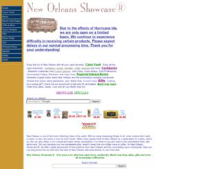 neworleansshowcase.com screenshot