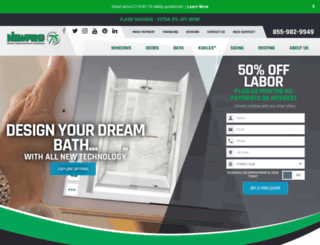 newpro.com screenshot