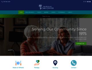 newrichlandcarecenter.com screenshot