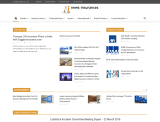 news-insurances.com screenshot