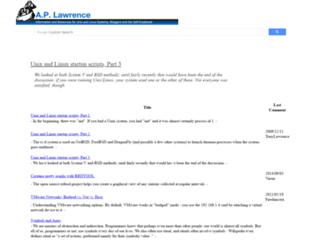 news-posts.aplawrence.com screenshot
