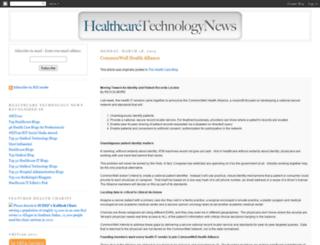news.avancehealth.com screenshot