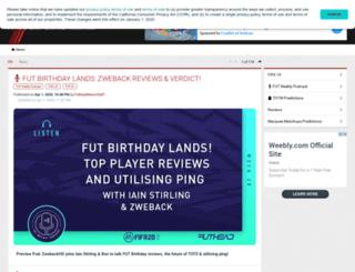 news.futhead.com screenshot