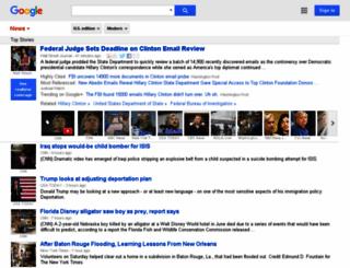 news.google.is screenshot