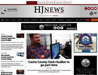 news.hjnews.com screenshot