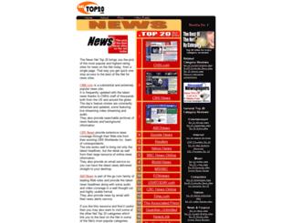 news.nettop20.com screenshot