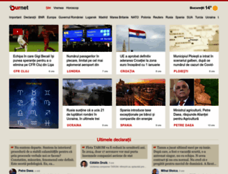 news.ournet.ro screenshot