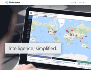 news.silobreaker.se screenshot