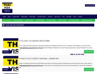 news.thaivisa.com screenshot