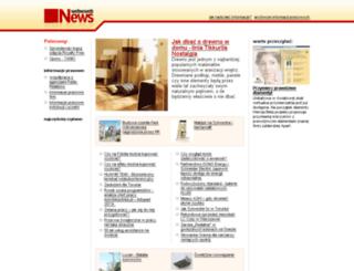 news.webwweb.pl screenshot