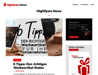news.werbeartikel-discount.com screenshot
