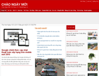 news.yellowpages.vn screenshot