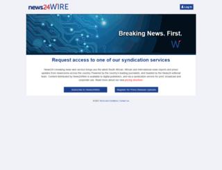 news24wire.com screenshot