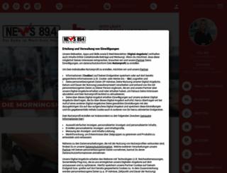 news894.de screenshot