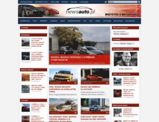 newsauto.pl screenshot
