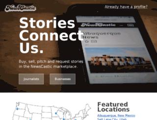 newscastic.com screenshot