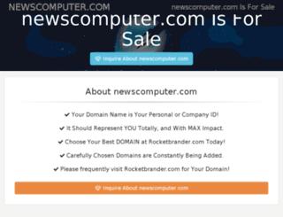 newscomputer.com screenshot