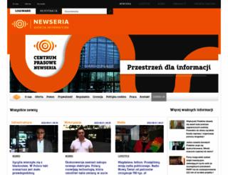 newseria.pl screenshot