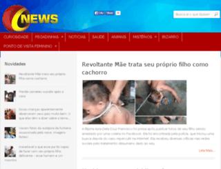 newsg1.com.br screenshot
