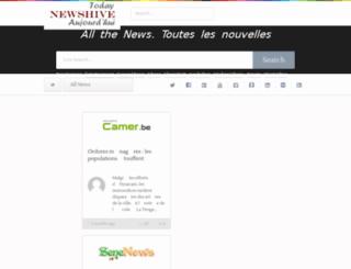 newshive.today screenshot