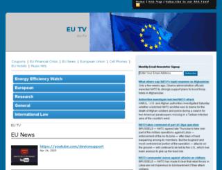 newsindia.eu.tv screenshot