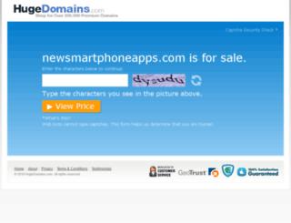 newsmartphoneapps.com screenshot