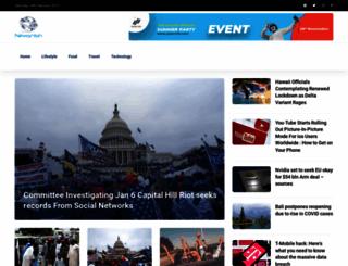newsnish.com screenshot