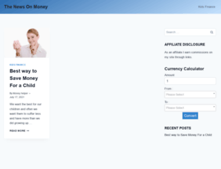 newsonmoney.com screenshot