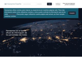 newspress-es.com screenshot